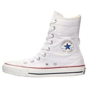 Size 6 Converse Chuck Taylor Hi-Rise Sneakers